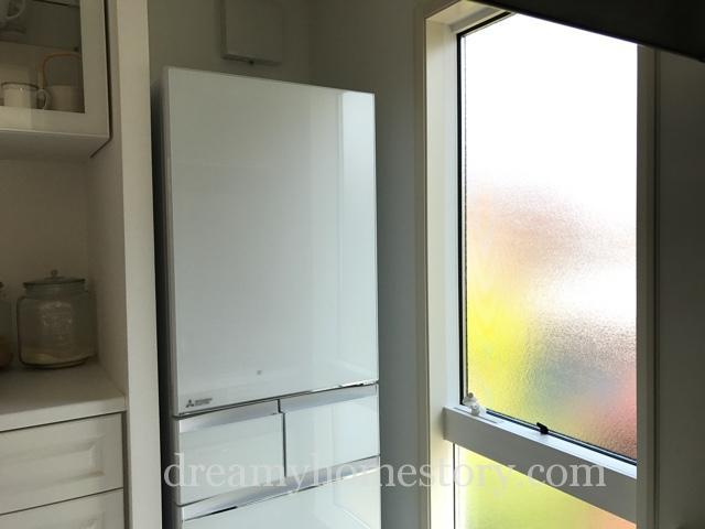 2階キッチンの冷蔵庫問題。